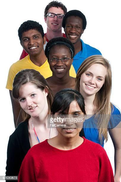 Bunte Vielfalt