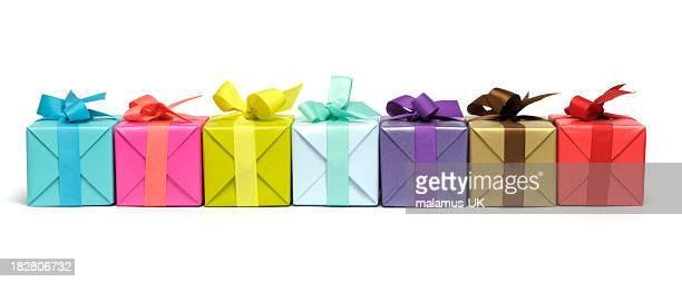 Des cadeaux