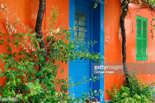 Colourful House Assos Kefalonia Greece
