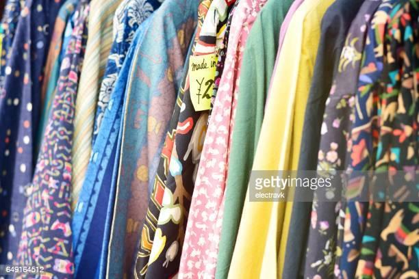 colourful kimonos - 三重県伊勢市 ストックフォトと画像