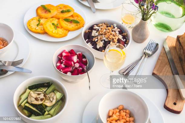 Colourful Summer Salads to Share
