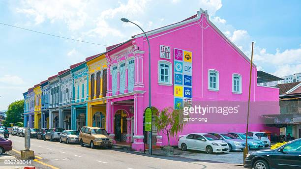 Colours of Georgetown, Penang, Malaysia