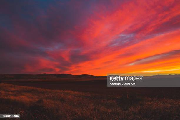 colours of the evening (4) - outback stock pictures, royalty-free photos & images