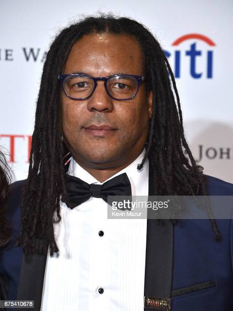 Colson Whitehead attends 2017 Time 100 Gala at Jazz at Lincoln Center on April 25 2017 in New York City