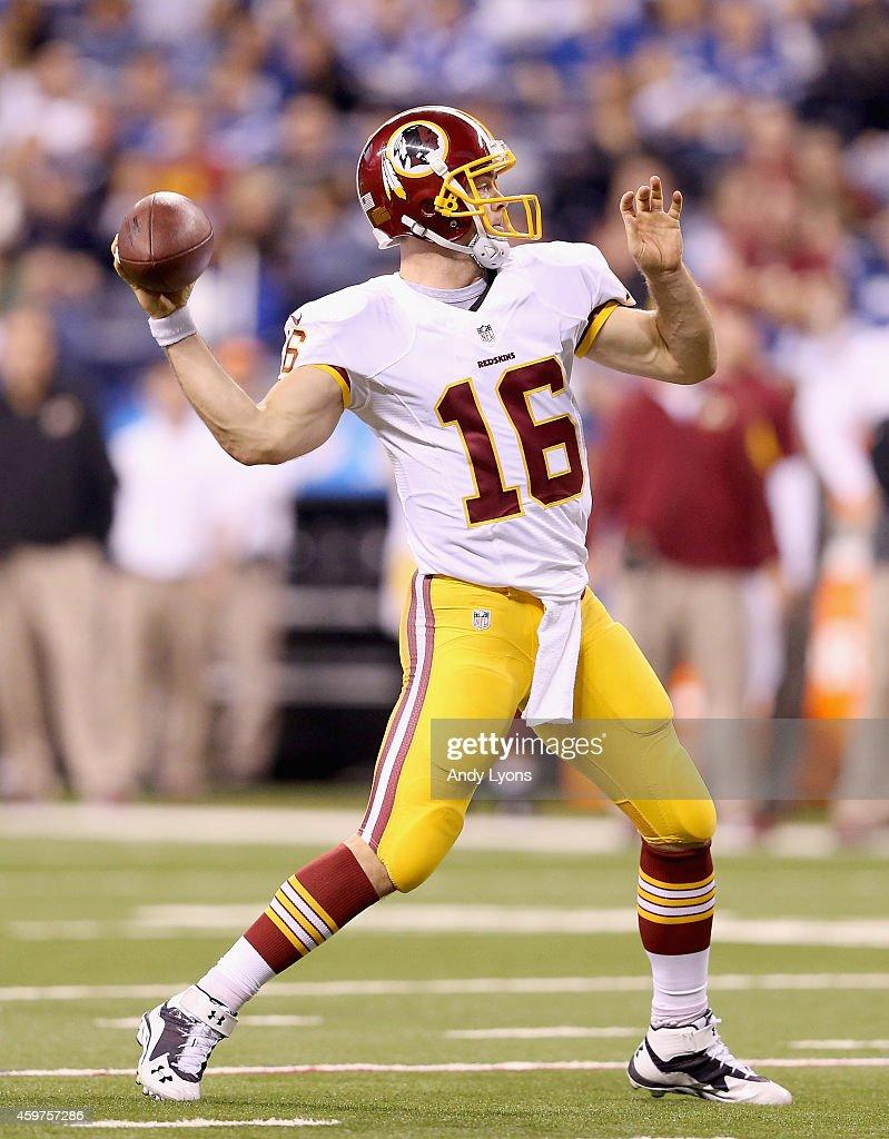Washington Redskins v Indianapolis Colts : News Photo
