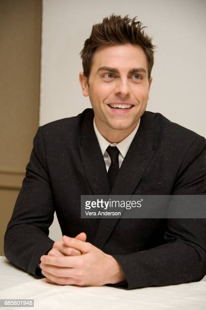 Colt Prattes at the 'Dirty Dancing' Press Conference at the Four Seasons Hotel on May 18 2017 in Beverly Hills California
