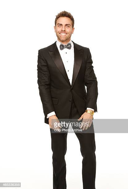Colt Prattes poses for a portrait in the CBS/GRAMMY Awards photo gallery during the 56th GRAMMY Awards at Staples Center on January 26 2014 in Los...