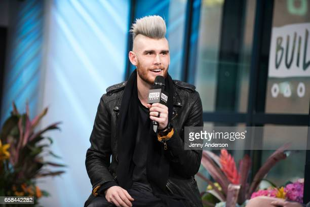 Colton Dixon attends the Build Series to discuss Identity at Build Studio on March 27 2017 in New York City