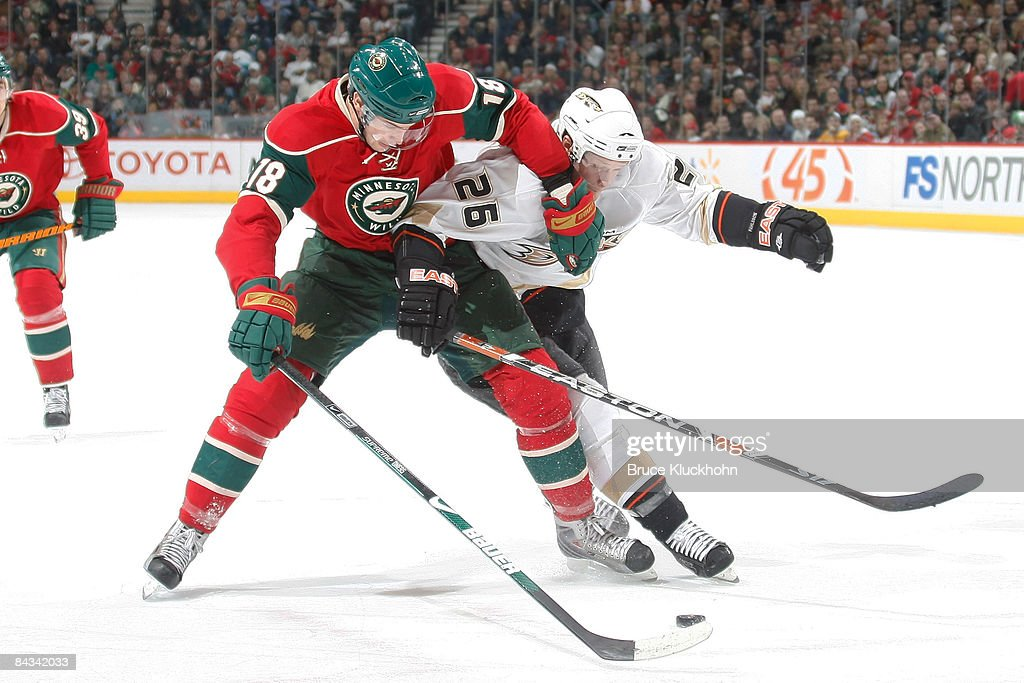 Anaheim Ducks v Minnesota Wild Photos and Images | Getty Images