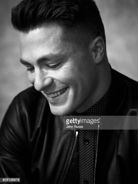 Colton Haynes is photographed for Esquire Magazine on November 10 2016 in Los Angeles California