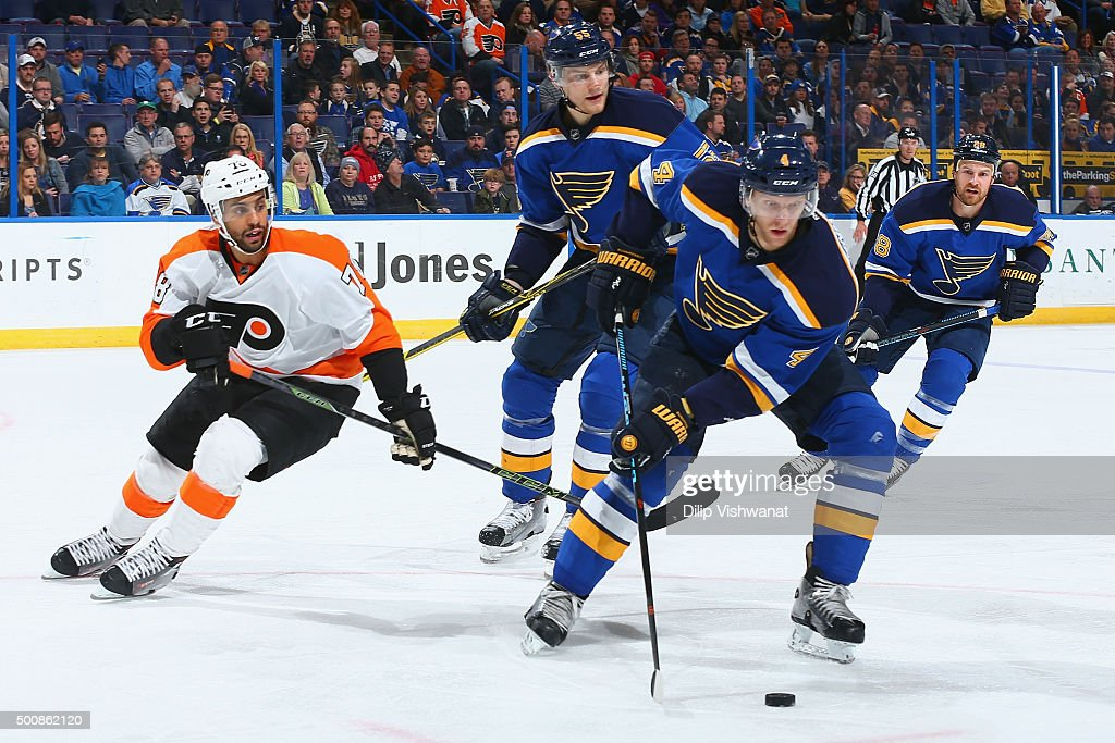 Philadelphia Flyers v St Louis Blues