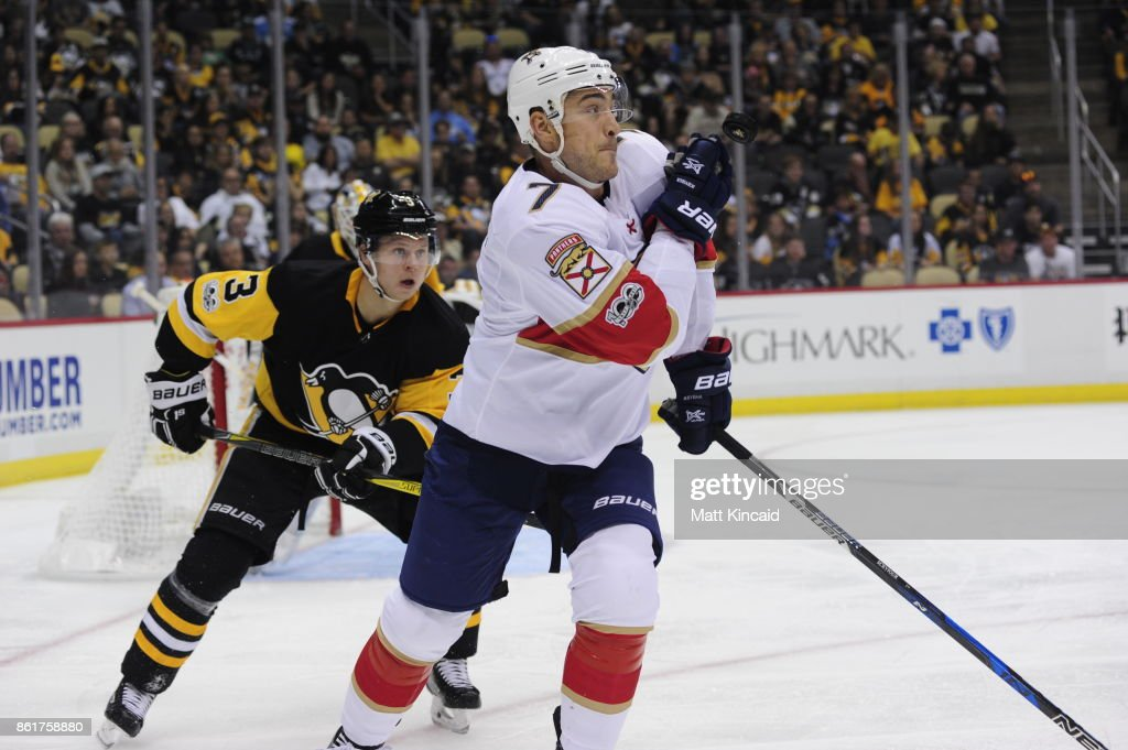 Florida Panthers v Pittsburgh Penguins