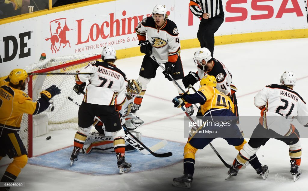 Anaheim Ducks v Nashville Predators - Game Six