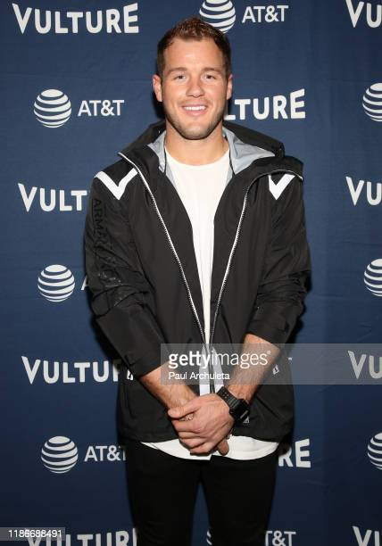 Colton Underwood attends the Vulture Festival Los Angeles 2019 Day 1 at Hollywood Roosevelt Hotel on November 09 2019 in Hollywood California
