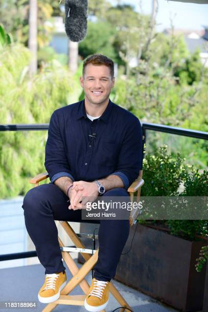 Colton Underwood stars in a new ad campaign for Tubi the worlds largest free movie and TV streaming service on October 08 2019 in Mar Vista California