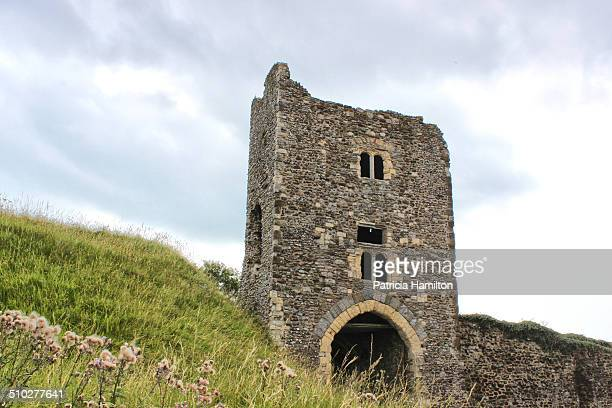 Colton's Gateway aka Colton Tower is a medieval entrance through which Romans and Saxons once entered the fortifications of Dover Castle