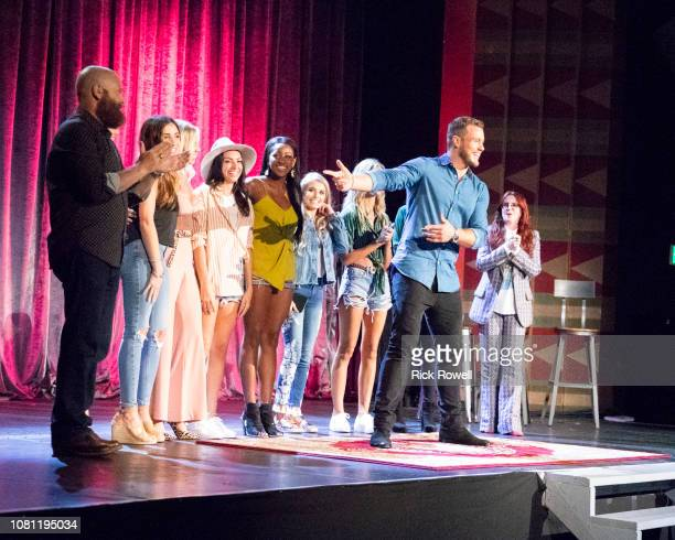 THE BACHELOR 2303 Coltons search for love starts with laughs surprises and intense faceoffs between the women The first date of the season has eight...