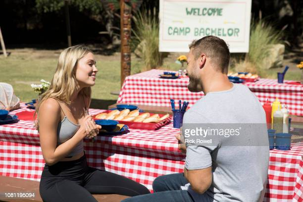 THE BACHELOR 2302 Coltons search for love starts with laughs surprises and intense faceoffs between the women The first date of the season has eight...