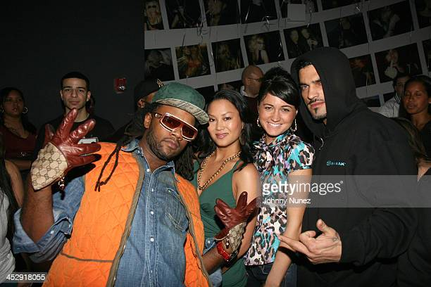 Coltrane Curtis and Lisa Chu *Exclusive Coverage* during Joyce Sevilla and Corinne Kaplan's Birthdaypalooza at Retox Sponsored by P.I.N.K. Vodka and...
