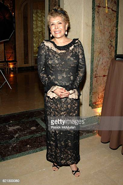 Columba Bush attends PHOENIX HOUSE Hosts 40th Anniversary Gala Celebrating Four Decades of Rebuilding Lives at The Plaza Hotel on May 7 2008 in New...