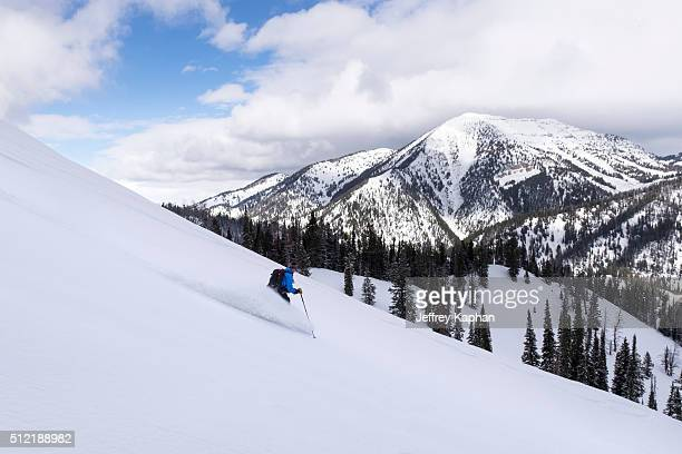 columbia bowl - jackson hole stock pictures, royalty-free photos & images