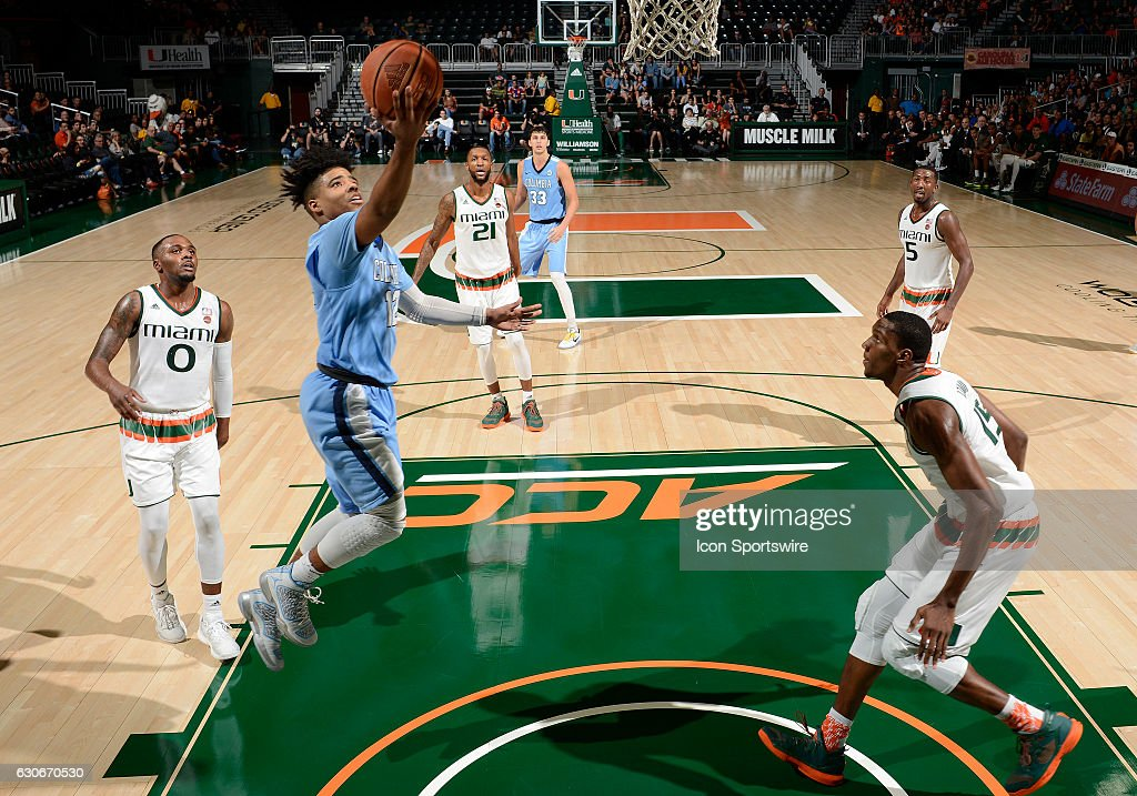 NCAA BASKETBALL: DEC 28 Columbia at Miami : News Photo