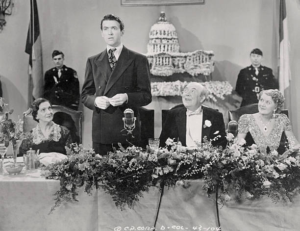 Mr Smith Goes To Washington Jimmy Stewart