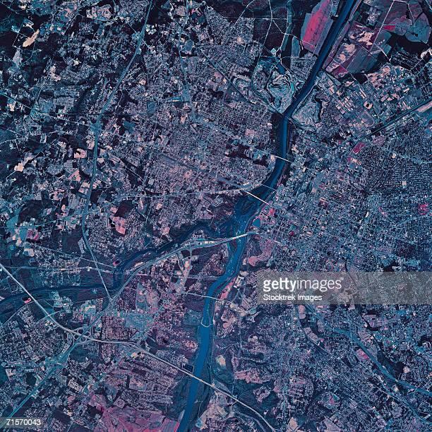 """Columbia, South Carolina, satellite image"""