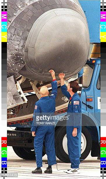 space shuttle mission specialist - photo #31