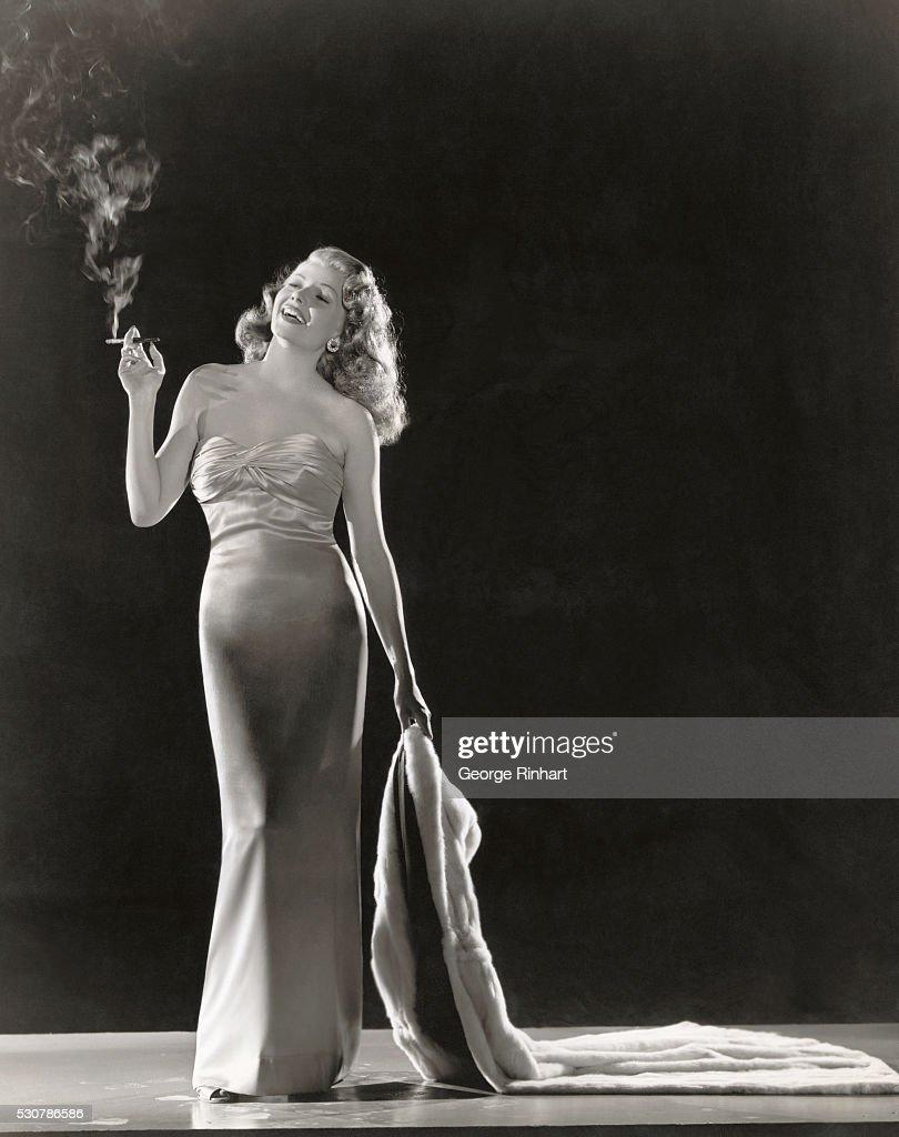 Columbia Star Rita Hayworth