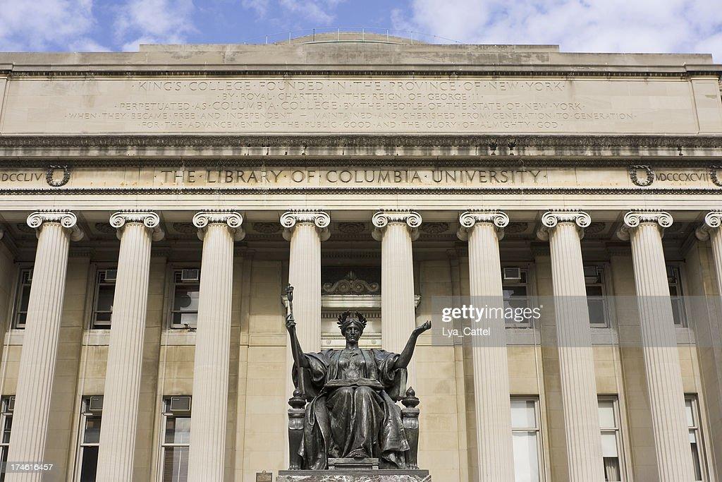 Columbia University New York # 1 : Stock Photo