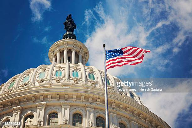 usa, columbia, washington dc, capitol building - capitol building washington dc stock pictures, royalty-free photos & images