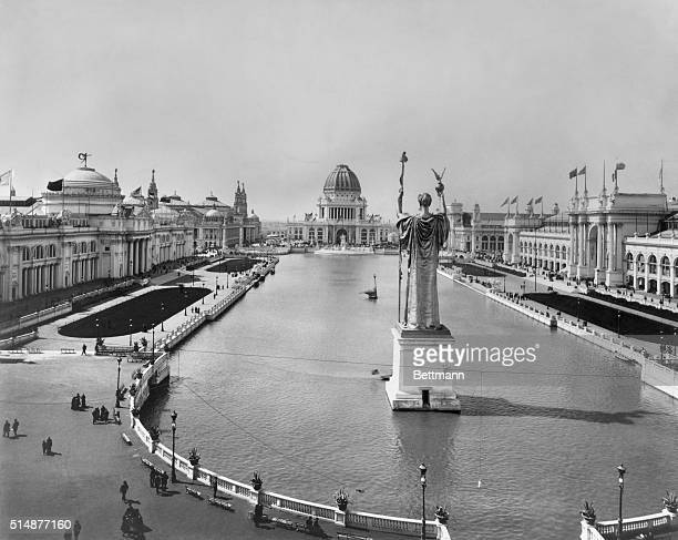Columbian Exposition Chicago 1893 Photograph