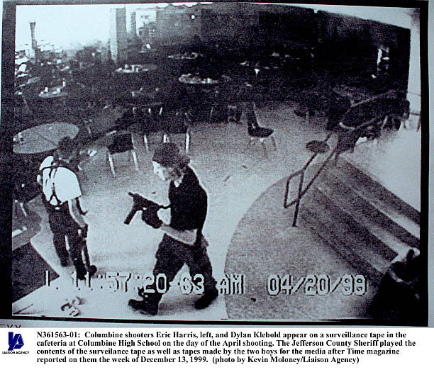 Columbine High School Shooting: 15 Years Since The Columbine High School Massacre Photos