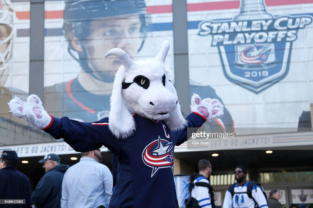 Washington Capitals v Columbus Blue Jackets - Game Four
