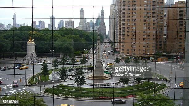 Columbus Circle Squared