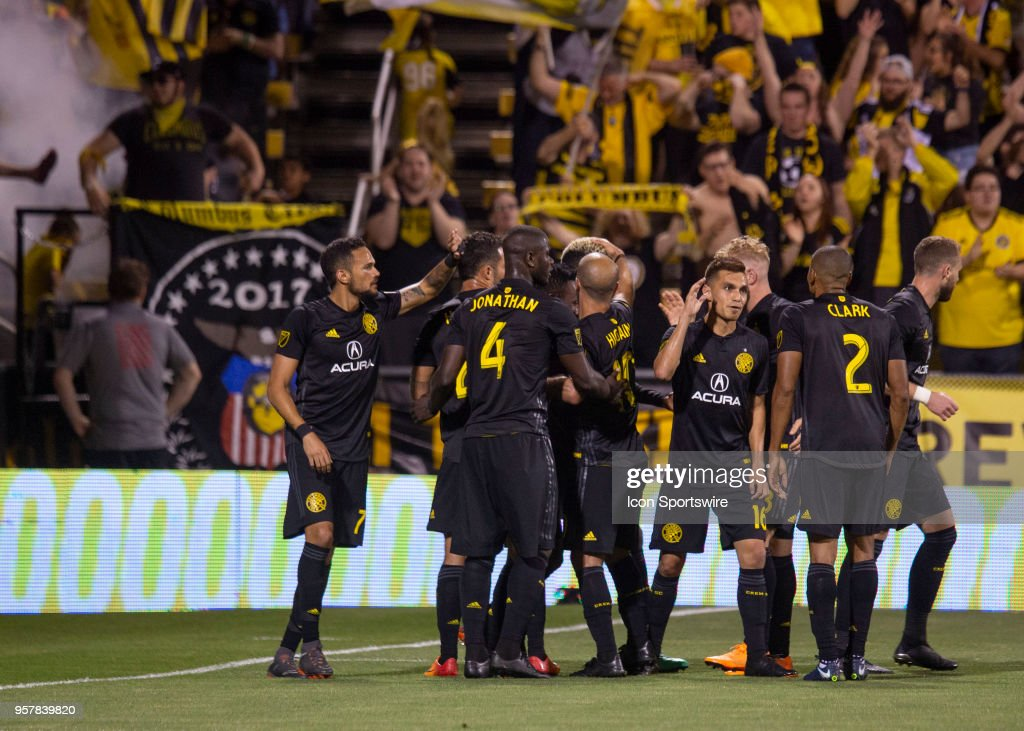 SOCCER: MAY 12 MLS - Chicago Fire at Columbus Crew : News Photo