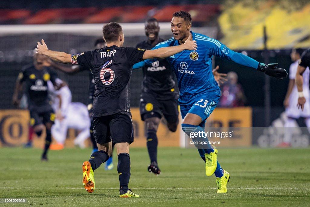 SOCCER: JUL 21 MLS - Orlando City SC at Columbus Crew SC : News Photo