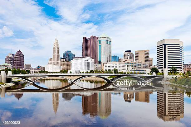 columbus, ohio, usa - ohio stock pictures, royalty-free photos & images