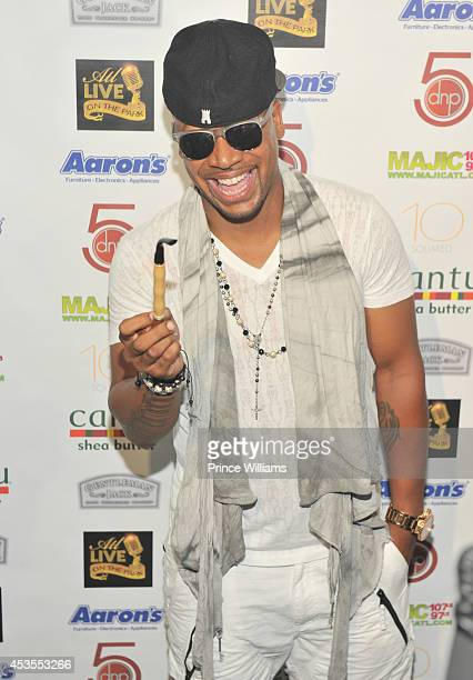 Columbus Short attends ATL live on the Park at Park Tavern on August 12, 2014 in Atlanta, Georgia.