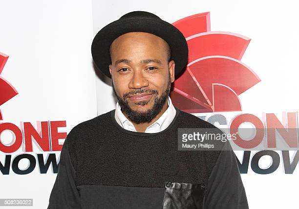 Columbus Short attends the 12th Annual NAACP Hollywood Bureau Symposium hosted by Roland Martin on February 3 2016 in Los Angeles California
