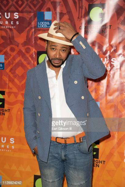 Columbus Short attends the Greenlight Women For Black History Month Brunch Celebration at The London on February 17 2019 in West Hollywood California