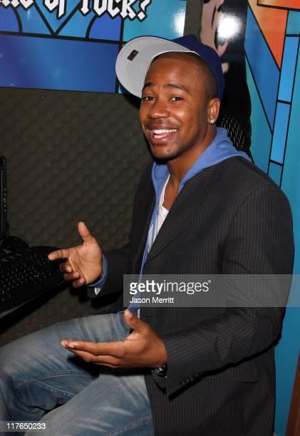 Columbus Short during VH1 Big in '06 Radio Forum in Los Angeles California United States
