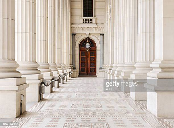 column architecture (xxxl) - victoria australia stock pictures, royalty-free photos & images