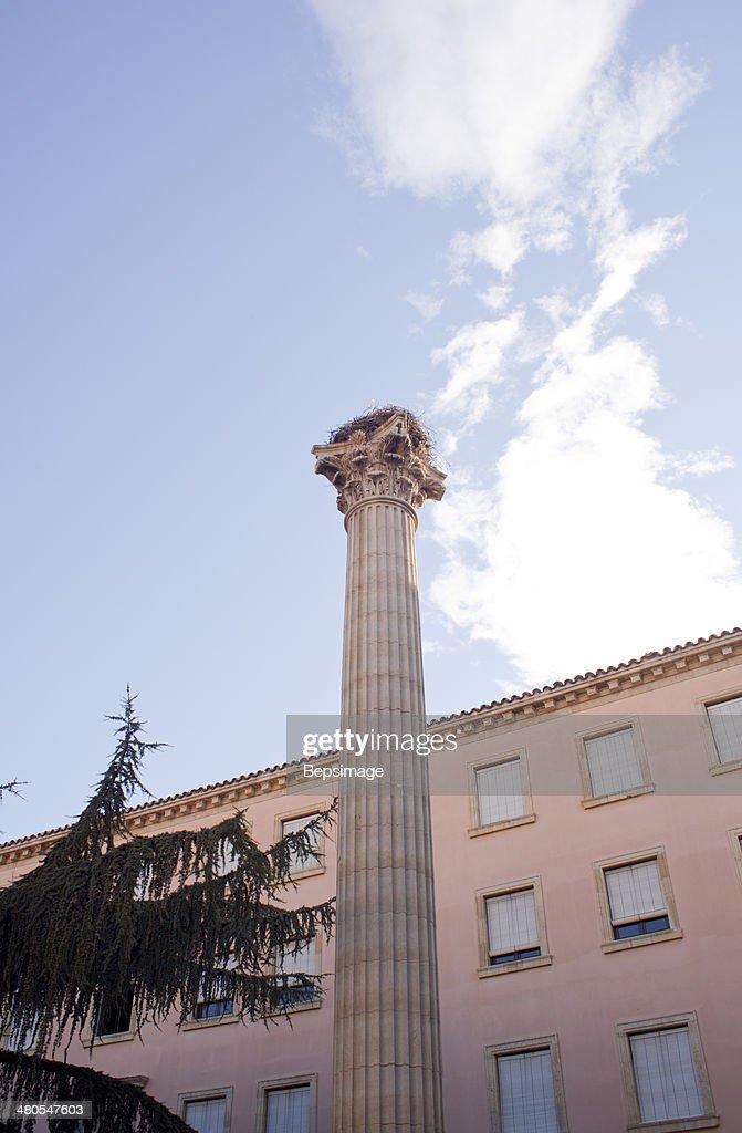 Column, Leon : Stock Photo