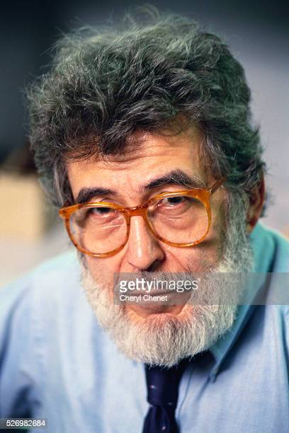 Columnist and author Nat Hentoff an expert on matters of free speech the First Amendment and the Bill of Rights