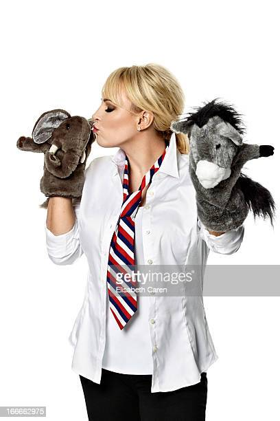Columnist author and blogger Meghan McCain is photographed for Self Assignment on November 29 2012 in Los Angeles California
