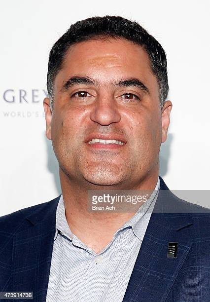 Columnist Cenk Uygur attends the 19th Annual Webby Awards on May 18 2015 in New York City