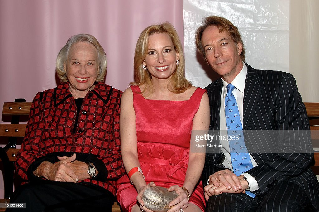 Columnist Liz Smith, Gilliam Miniter and Bob Caravaggi and attend the 7th Annual Fete De Swifty benefit on September 29, 2010 in New York City.