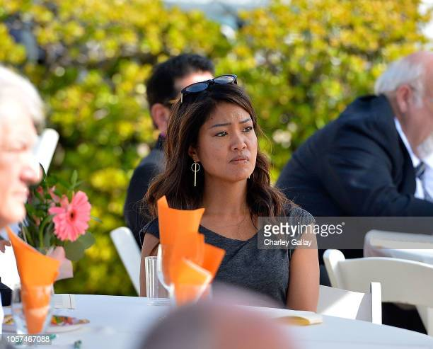 Columnist Michelle Malkin attends the International Innovators Forum at the Fight for Social Justice and Human Rights on November 4 2018 in Malibu...